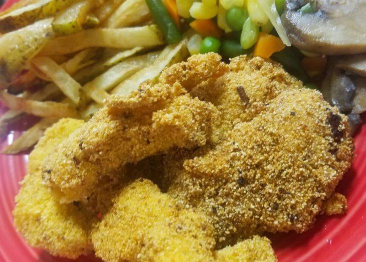 Cajun Catfish Nuggets Recipe