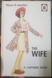 "Cover of Ladybird Books' ""The Wife"""